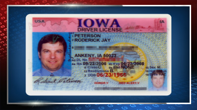 ONLINE RENEWAL: Iowa Driver's Licenses | who13.com