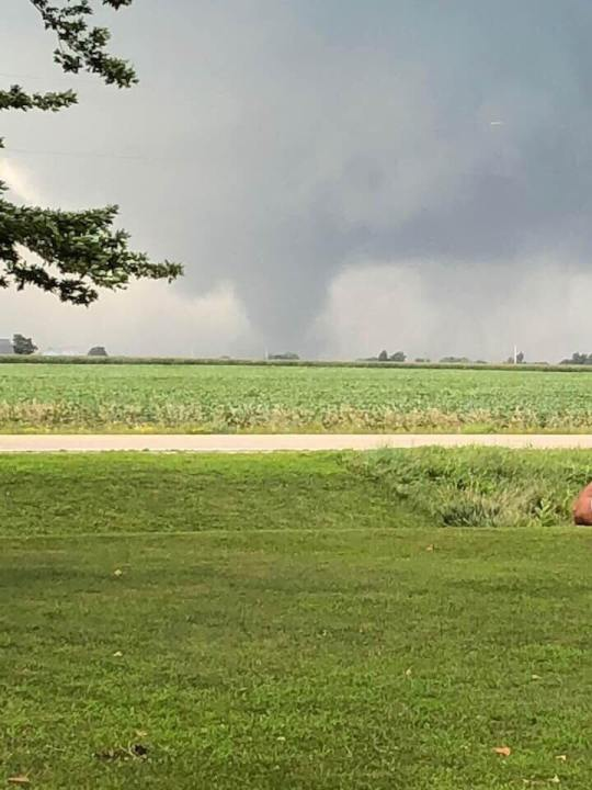 Tornadoes Strike Bondurant Marshalltown And Pella Extent