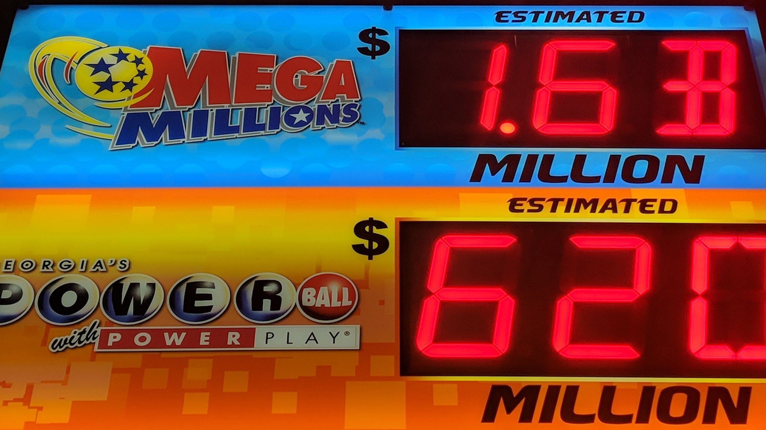 1 6 Billion Mega Millions Jackpot Up For Grabs Tuesday Night