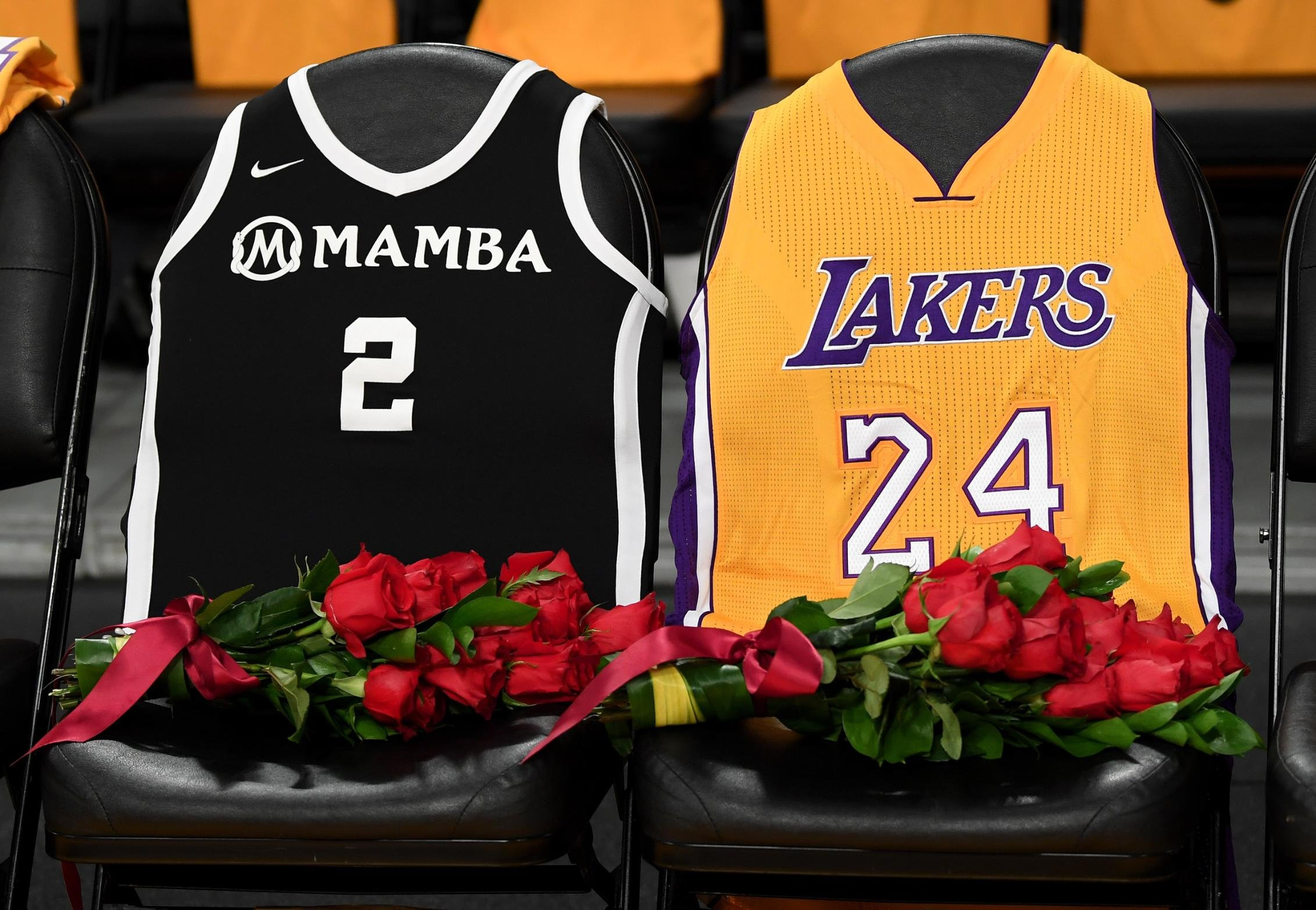 Lakers Honoring Kobe Bryant With Court Logo, Jersey Patch and T ...