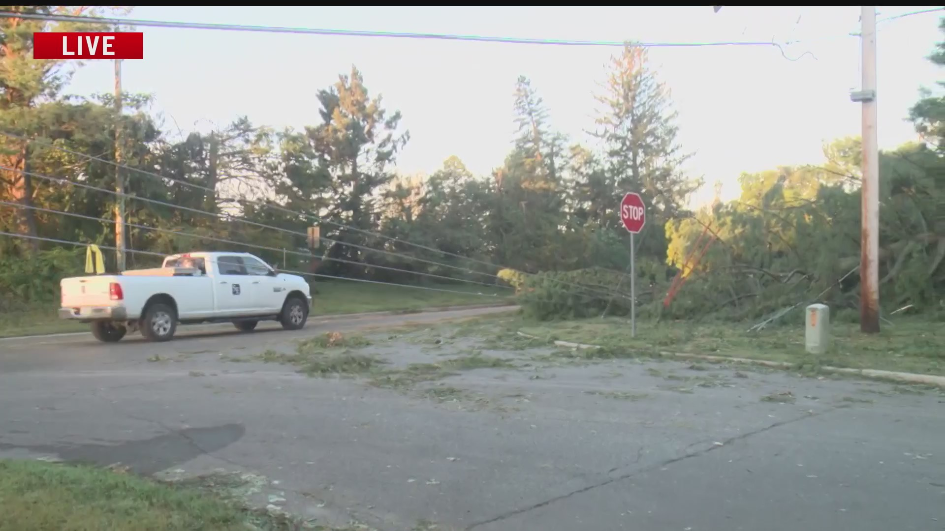 Power Problems Persist As Storm Cleanup Continues Who13 Com