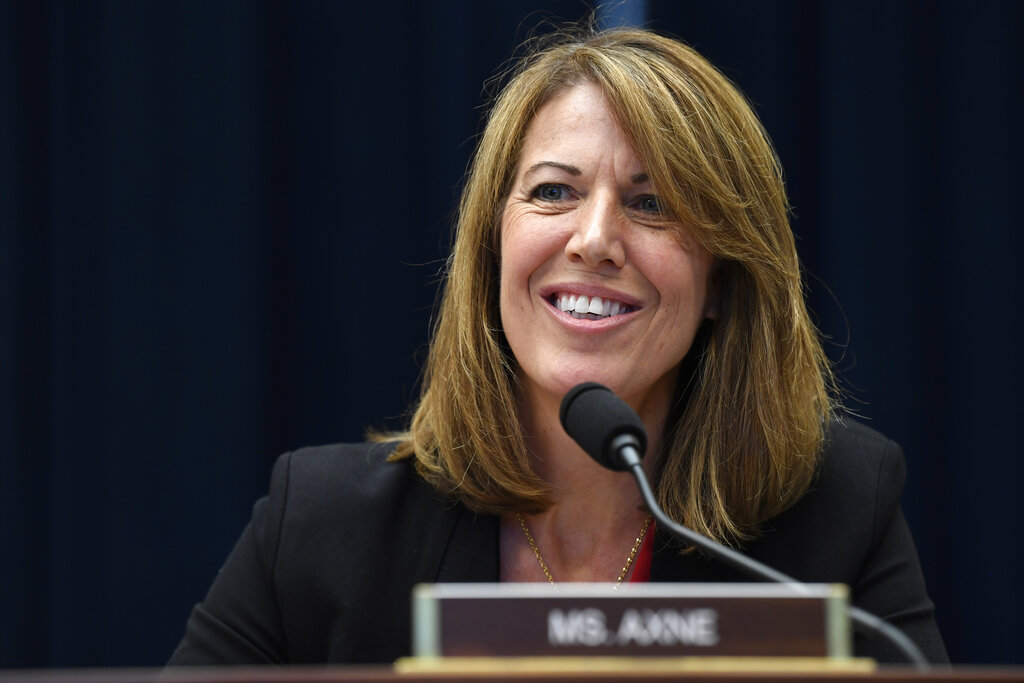 Axne says she's against a fourth stimulus check: 'We're on a good path'